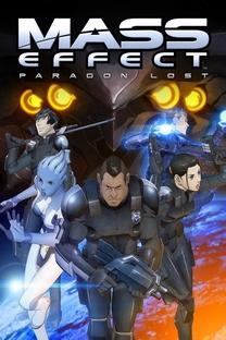 Mass Effect: Paragon Lost - Poster / Capa / Cartaz - Oficial 1