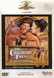 Os Contos de Canterbury - Poster / Capa / Cartaz - Oficial 5