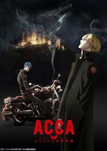 ACCA 13-Ku Kansatsu-Ka - Poster / Capa / Cartaz - Oficial 1