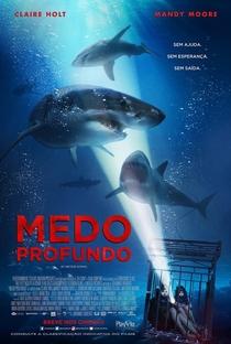 Medo Profundo - Poster / Capa / Cartaz - Oficial 2