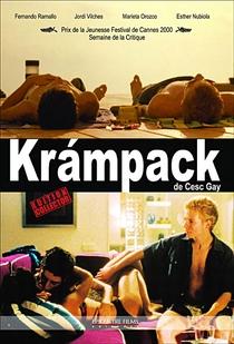 Krámpack - Poster / Capa / Cartaz - Oficial 1