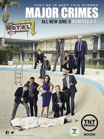 Crimes Graves (4ª Temporada) - Poster / Capa / Cartaz - Oficial 1