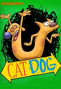 CatDog - Poster / Capa / Cartaz - Oficial 3