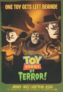 Toy Story de Terror - Poster / Capa / Cartaz - Oficial 3