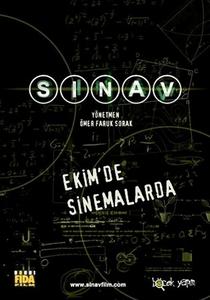 Sinav - Poster / Capa / Cartaz - Oficial 1