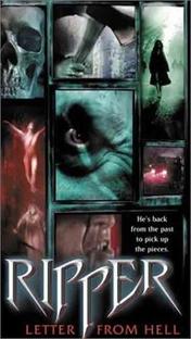 Ripper - Mensageiro do Inferno - Poster / Capa / Cartaz - Oficial 4