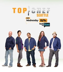 Top Chef: Seattle (10ª Temporada) - Poster / Capa / Cartaz - Oficial 1