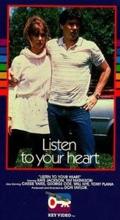 Ouça o Seu Coração - Poster / Capa / Cartaz - Oficial 1