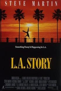 L.A. Story - Poster / Capa / Cartaz - Oficial 2