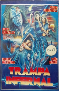 Trampa Infernal - Poster / Capa / Cartaz - Oficial 1