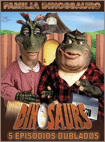 Família Dinossauros (3ª Temporada) - Poster / Capa / Cartaz - Oficial 1