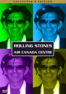 Rolling Stones - Air Canada Center, Toronto 2002 - Poster / Capa / Cartaz - Oficial 1