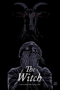 A Bruxa - Poster / Capa / Cartaz - Oficial 10