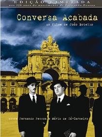 Conversa Acabada - Poster / Capa / Cartaz - Oficial 1