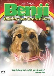 Benji's Very Own Christmas Story - Poster / Capa / Cartaz - Oficial 1