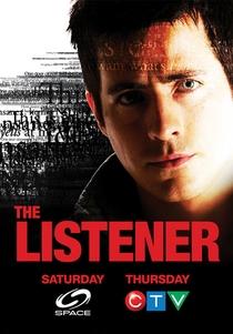 The Listener - 3ª Temporada - Poster / Capa / Cartaz - Oficial 1