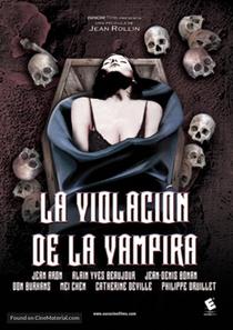 The Rape of the Vampire - Poster / Capa / Cartaz - Oficial 4