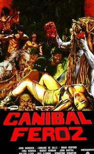 Canibal Ferox  - Poster / Capa / Cartaz - Oficial 1