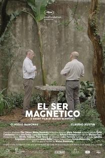O Ser Magnético - Poster / Capa / Cartaz - Oficial 1