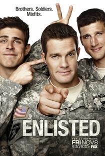 Enlisted (1ª Temporada) - Poster / Capa / Cartaz - Oficial 1