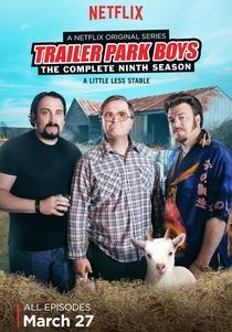 Trailer Park Boys (9ª Temporada) - Poster / Capa / Cartaz - Oficial 1