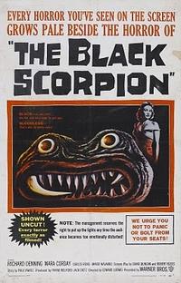O Escorpião Negro - Poster / Capa / Cartaz - Oficial 1