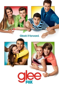 Glee (5ª Temporada) - Poster / Capa / Cartaz - Oficial 1