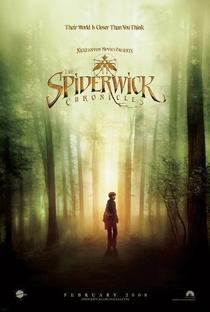 As Crônicas de Spiderwick - Poster / Capa / Cartaz - Oficial 1