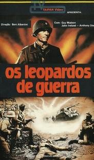 Os Leopardos de Guerra - Poster / Capa / Cartaz - Oficial 1