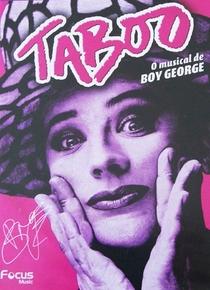 Taboo - Poster / Capa / Cartaz - Oficial 1