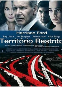 Território Restrito - Poster / Capa / Cartaz - Oficial 2