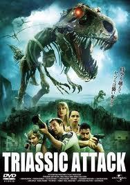 Ataque Triássico - Poster / Capa / Cartaz - Oficial 1