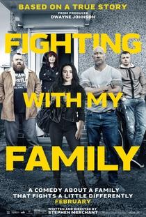 Lutando Pela Família - Poster / Capa / Cartaz - Oficial 2