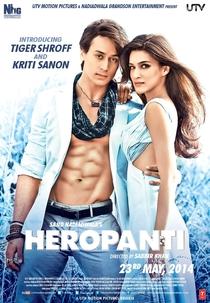 Heropanti - Poster / Capa / Cartaz - Oficial 2