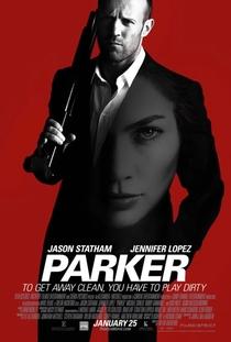 Parker - Poster / Capa / Cartaz - Oficial 1