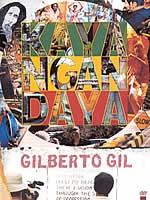 Gilberto Gil - Kaya N'Gan Daya - Poster / Capa / Cartaz - Oficial 1