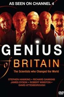 Os Gênios da Grã-Bretanha: Os Cientistas Que Mudaram o Mundo - Poster / Capa / Cartaz - Oficial 1