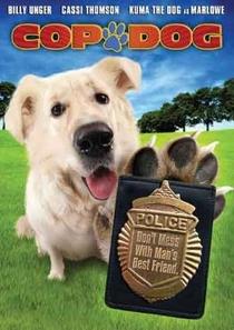 Cop Dog - O Cão Policial - Poster / Capa / Cartaz - Oficial 1