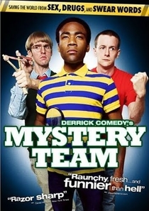 Mystery Team - Poster / Capa / Cartaz - Oficial 1