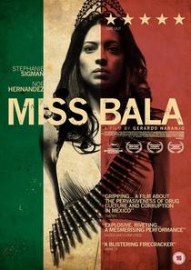 Miss Bala - Poster / Capa / Cartaz - Oficial 1