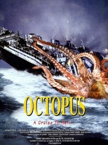 Octopus - Uma Viagem ao Inferno - Poster / Capa / Cartaz - Oficial 3