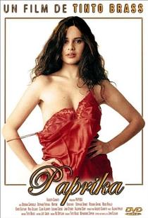 O Bordel de Paprika - Poster / Capa / Cartaz - Oficial 2