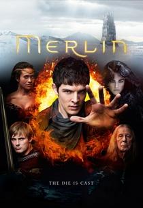 As Aventuras de Merlin (5˚ Temporada) - Poster / Capa / Cartaz - Oficial 1
