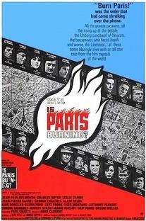 Paris Está em Chamas? - Poster / Capa / Cartaz - Oficial 6