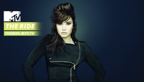 Demi Lovato - The Ride MTV - Poster / Capa / Cartaz - Oficial 1