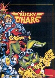 Bucky O'Hare - Poster / Capa / Cartaz - Oficial 2