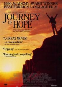 A Viagem da Esperança - Poster / Capa / Cartaz - Oficial 1