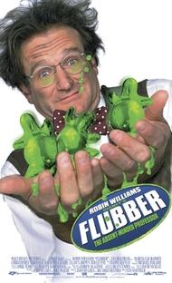 Flubber - Uma Invenção Desmiolada - Poster / Capa / Cartaz - Oficial 1