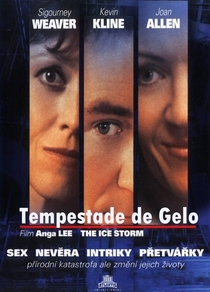 Tempestade de Gelo - Poster / Capa / Cartaz - Oficial 6