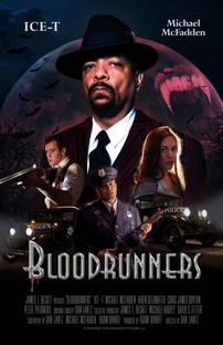 Bloodrunners - Poster / Capa / Cartaz - Oficial 1